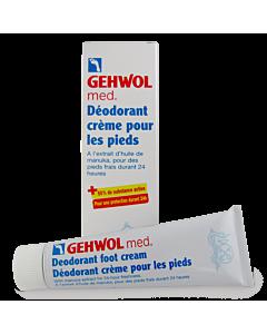 Gehwol Med Deodorant Cream 75 mL
