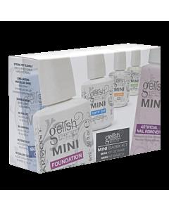 Gelish Vernis UV Basix Kit - Ensemble de Départ mini