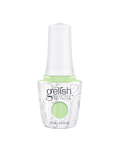 Gelish UV Gel Bottle. Do You Harajuku? - Pale Green