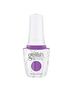 Gelish UV Gel Bottle. Tokyo Á Go Go - Purple