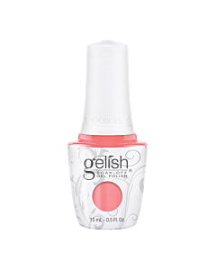 Gelish UV Gel Bottle. Manga-Round with me - Pâle Coral