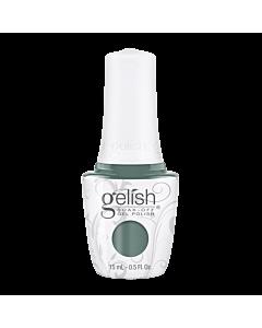 Gelish UV Gel Bottle Holy Cow-Girl! - Sage Glitter