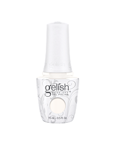 Gelish Gel Polish Sheek White 15mL