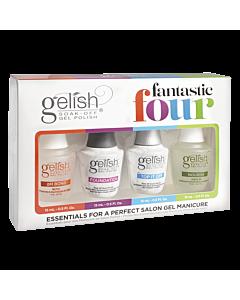 Fantastic Four kit - four essentials Gelish UV gel