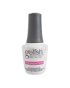 Gelish Foundation Base Gel (vernis uv) 15mL