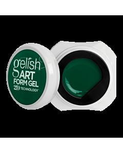 Gelish Art Form Gel - Essentiel Vert 5g