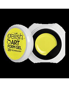 Gelish Art Form Gel - Essentiel Jaune 5g