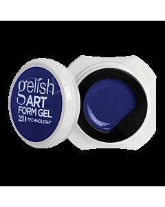 Gelish Art Form Gel - Essentiel Bleu 5g