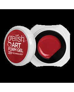 Gelish Art Form Gel - Essentiel Rouge 5g