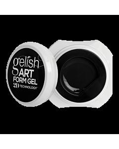 Gelish Art Form Gel - Essentiel Noir 5g
