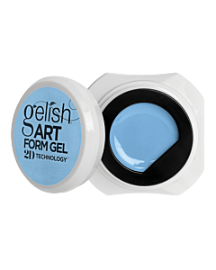 Gelish Art Form Gel - Pastel Bleu 5g