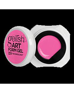 Gelish Art Form Gel - Pastel Rose Foncé 5g