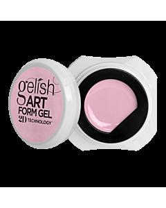 Gelish Art Form Gel - Pastel Rose Pâle 5g