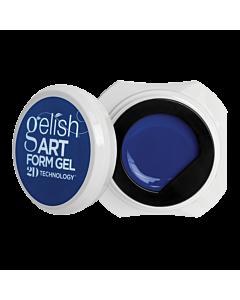 Gelish Art Form Gel - Néon Bleu 5g