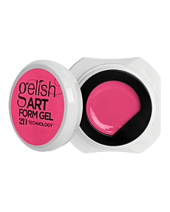 Gelish Art Form Gel - Néon Rose 5g