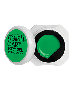 Gelish Art Form Gel - Néon Vert 5g