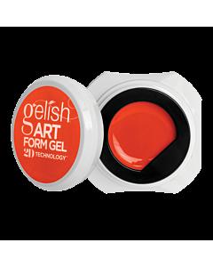 Gelish Art Form Gel - Néon Orange 5g