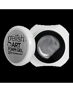 Gelish Art Form Gel - Effects Silver Metallic 5g