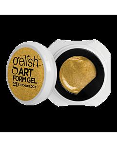 Gelish Art Form Gel - Effet Or Métallique 5g