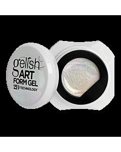 Gelish Art Form Gel - Effet Opale Métallique 5g