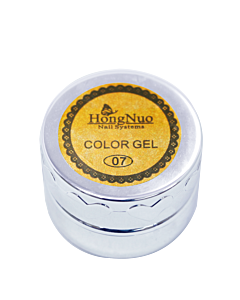 Line Drawing UV/LED Gel #07 Gold 8mL (Hong Nuo)