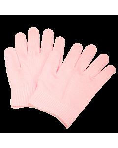 Moisturizing Gel Infused Gloves - 1 Pair - Pink