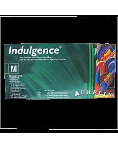 Medium Latex Powdered Mint Indulgence (100)
