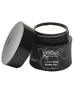 Gelish Hard Gel White Builder - Construct. Blanc 15mL