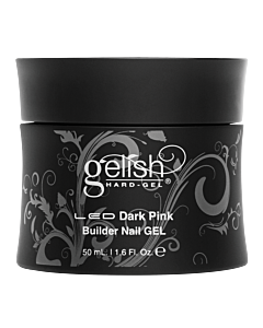 Gelish Hard Gel Dark Pink Builder - Construct. Rose Foncé 50ml
