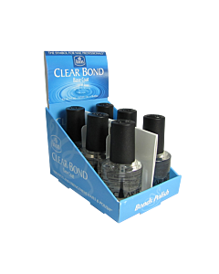 INM Base Coat Clear Bond box