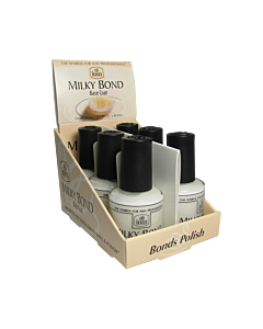 Base Coat Milky Bond pack