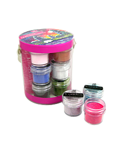 color acrylic powder inm