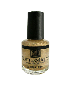 gold top coat inm Northern Lights
