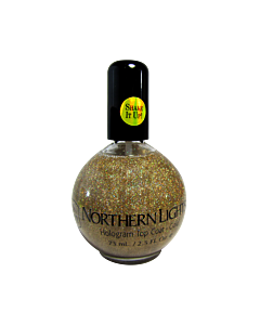 Gold Northern Light INM Top Coat 2.5 oz