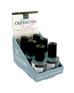 INM Out the Door Top Coat 6 x 1/2 oz