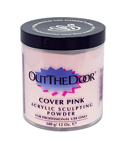 INM Out the Door Acrylic Powder Cover Pink 12oz (INMOTDPCPK12)