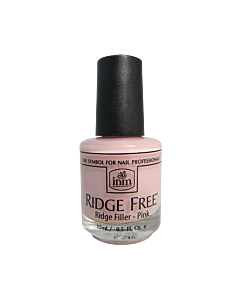 INM Ridge Free Vernis Comble Stries Rose 1/2 oz