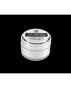 acrylic powder white inm