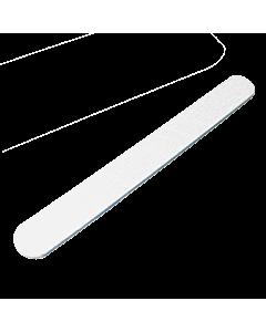 Straight Files White 100/180 (1 File) W