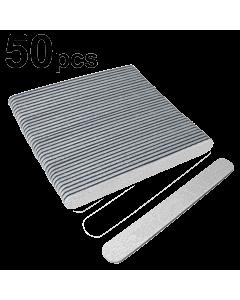 Straight Files Zebra 100/100 (50 Files) W