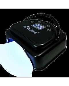 Black 64 watts universal LED lamp