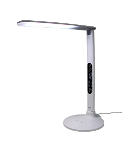10 watts LED table lamp with LCD display