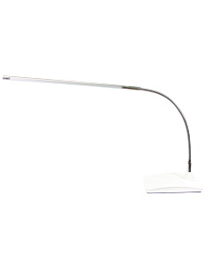 LED Table Lamp - FX019A - Silver and White 110 V