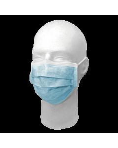 Earloop Mask - Blue (50 pcs)
