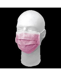 Earloop Mask - Pink (50 pcs)
