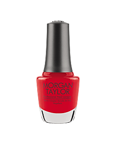 Morgan Taylor Nail Polish Hot Hot Tamale 15mL - bottle