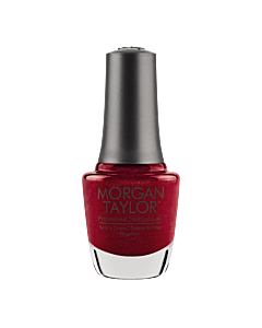 Morgan Taylor Nail Polish Wonder Woman 15mL - bottle