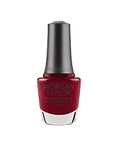 Morgan Taylor Nail Polish Man of the Moment 15mL - bottle