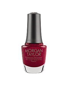 Morgan Taylor Nail Polish Best Dressed 15mL - bottle