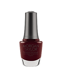 Morgan Taylor Nail Polish From Paris With Love 15mL - bottle